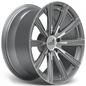 COR Wheels F1 Phaeton Competiton Series Gun Metal Polished Alloy Wheels
