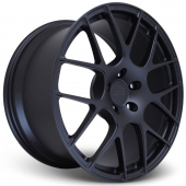COR Wheels F1 Precise Competiton Series Black Alloy Wheels