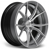 COR Wheels Venom Duobloc II Concave Series Gun Metal Polished Alloy Wheels