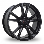 Image for Xtreme X95 Matt_Black Alloy Wheels