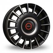 Image for Xtreme X-Zero Black_Polished Alloy Wheels