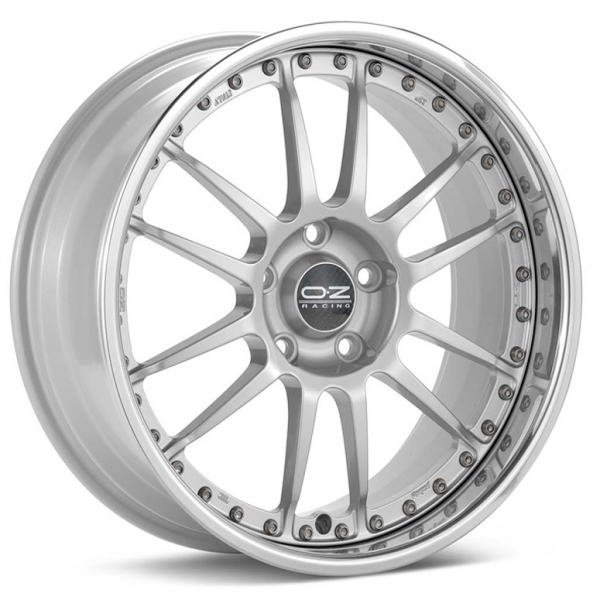 Zoom OZ_Racing Superleggera_III Silver Alloys