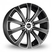 Image for Momo Europe Black_Polished Alloy Wheels
