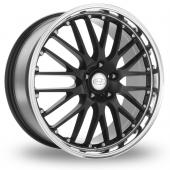 Image for Privat Netz Black Alloy Wheels