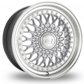 Image for Privat Remember Silver Alloy Wheels