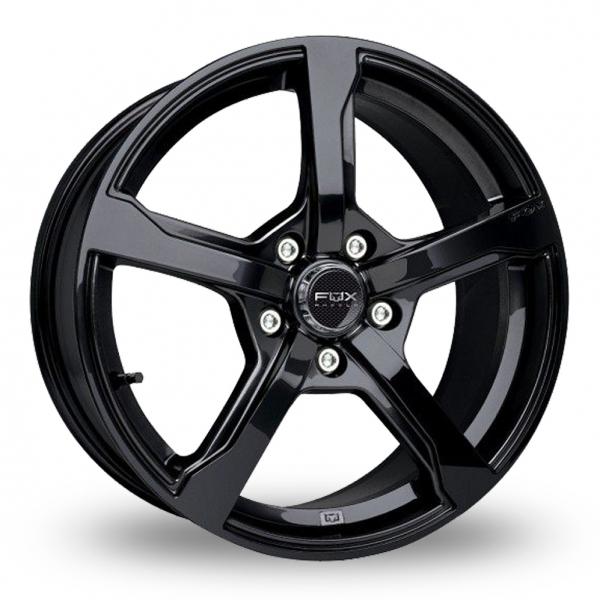 Zoom Fox_Racing FX6 Black Alloys