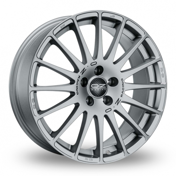 Zoom OZ_Racing Superturismo_GT Grigio_Corsa Alloys