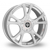 Image for Wolfrace Ultra-Lite_eco_2_0 Silver Alloy Wheels