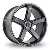 SLCC SLCC 2 Gun Metal Alloy Wheels