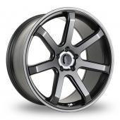 SLCC SLCC 4 Gun Metal Alloy Wheels