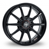 Image for Wolfrace Pro-Lite_eco_2_0 Black Alloy Wheels