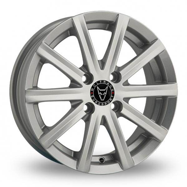 Zoom Wolfrace Baretta Silver Alloys