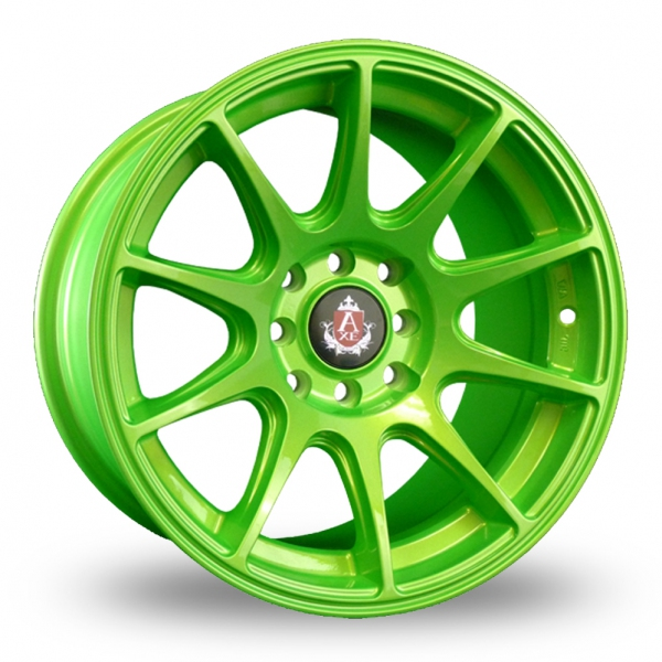 Zoom Axe Ex_8ight Green Alloys