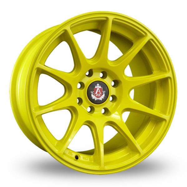 Zoom Axe Ex_8ight Yellow Alloys