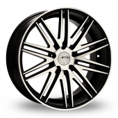 Image for ZCW V10 Black_Polished Alloy Wheels