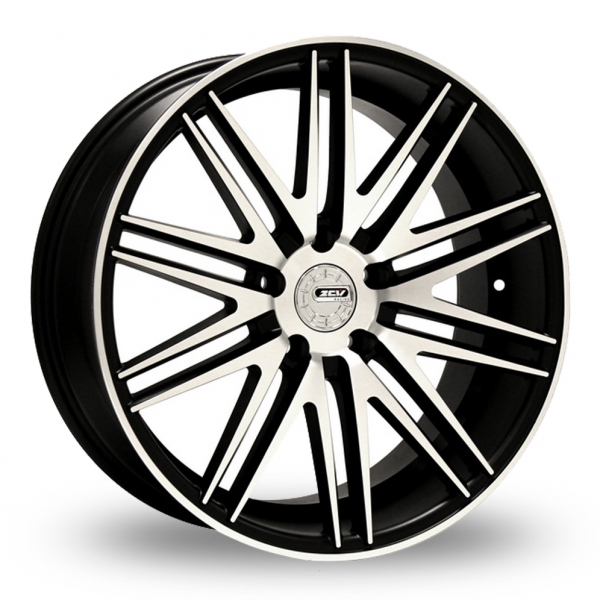 Zoom ZCW V10 Black_Polished Alloys