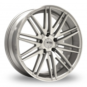 Image for ZCW V10 Silver_Polished Alloy Wheels