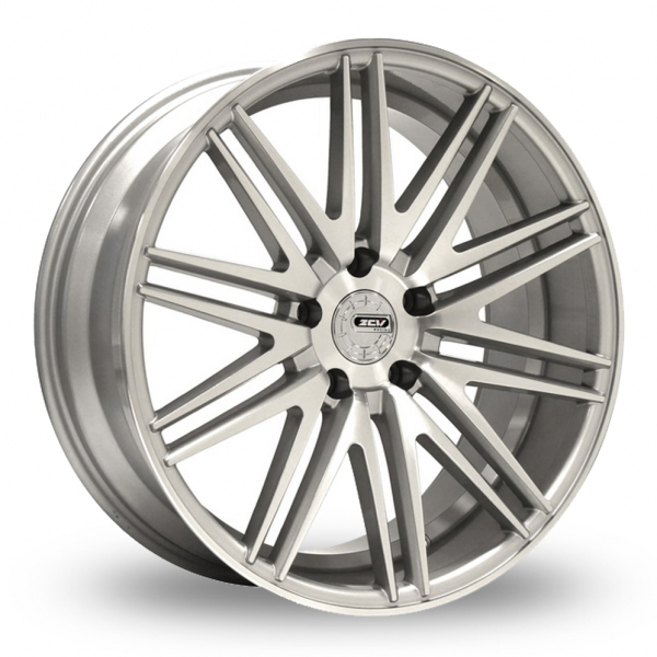 Zoom ZCW V10 Silver_Polished Alloys