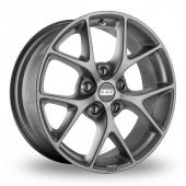 BBS SR Wider Rear Grey Alloy Wheels