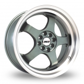 Image for ZCW R5 Gun_Metal Alloy Wheels