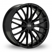 Image for OZ_Racing Italia_150_5_Stud Matt_Black Alloy Wheels