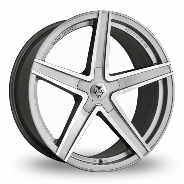 Zoom Wolfrace Wolf_Design_Entourage Anthracite_Polished Alloys