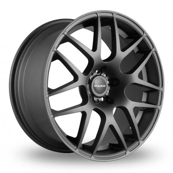 Zoom Dare DR-X2_5x120_Low_Wider_Rear Gun_Metal Alloys