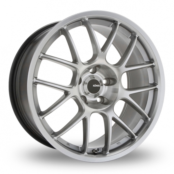Zoom Konig Kilogram_5x120_Wider_Rear Silver_Polished Alloys