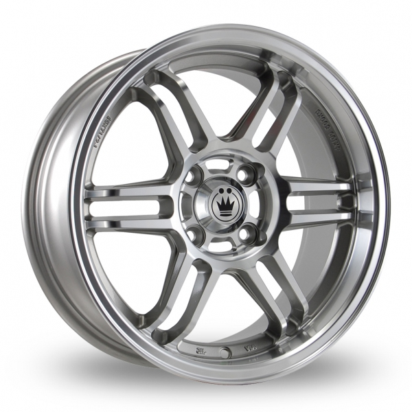 Zoom Konig Lightspeed Silver_Polished Alloys