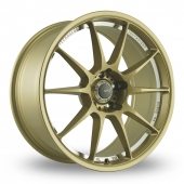 Konig Milligram Gold Alloy Wheels