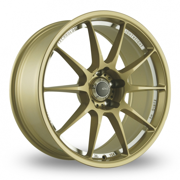 Zoom Konig Milligram Gold Alloys