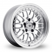 Image for Konig Roller Silver_Polished Alloy Wheels