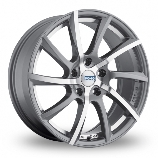Zoom Konig Turn_One Titanium Alloys