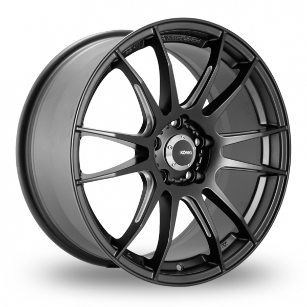 Zoom Konig Torch Matt_Black Alloys