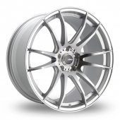 Image for Konig Torch Silver_Polished Alloy Wheels
