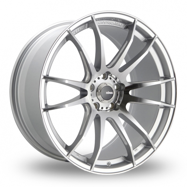 Zoom Konig Torch Silver_Polished Alloys