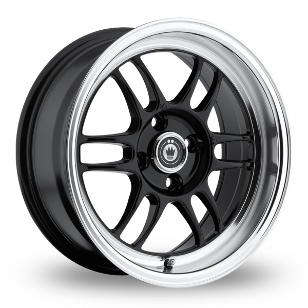 Zoom Konig Wideopen Black Alloys