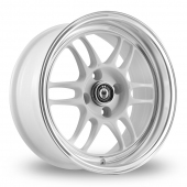 Image for Konig Wideopen White Alloy Wheels