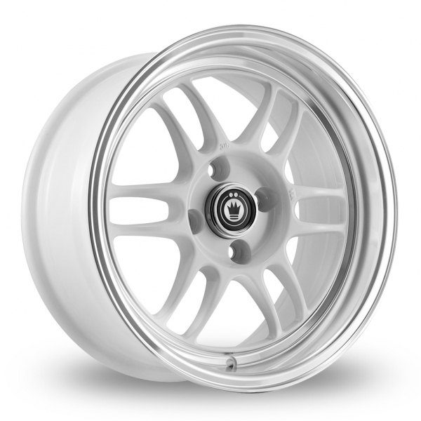 Zoom Konig Wideopen White Alloys