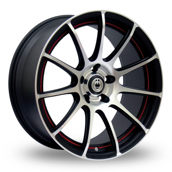 Zoom Konig Z-IN Matt_Black Alloys