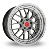 Image for Privat Akzent_Wider_Rear Opal Alloy Wheels