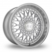Image for Privat Remember_Wider_Rear Silver Alloy Wheels