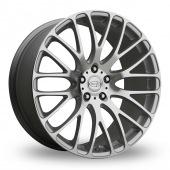 Image for Privat Weiden_5x120_Low_Wider_Rear Silver_Polished Alloy Wheels