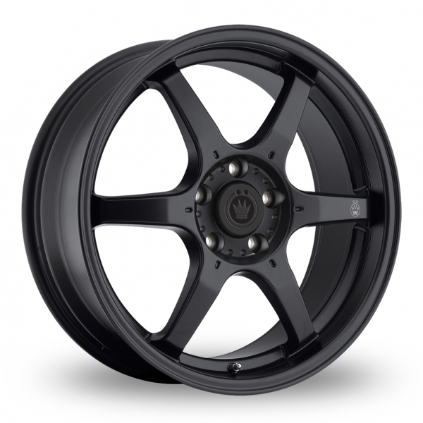 Zoom Konig Backbone Matt_Black Alloys