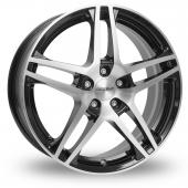 Image for Dezent RB Black_Polished Alloy Wheels
