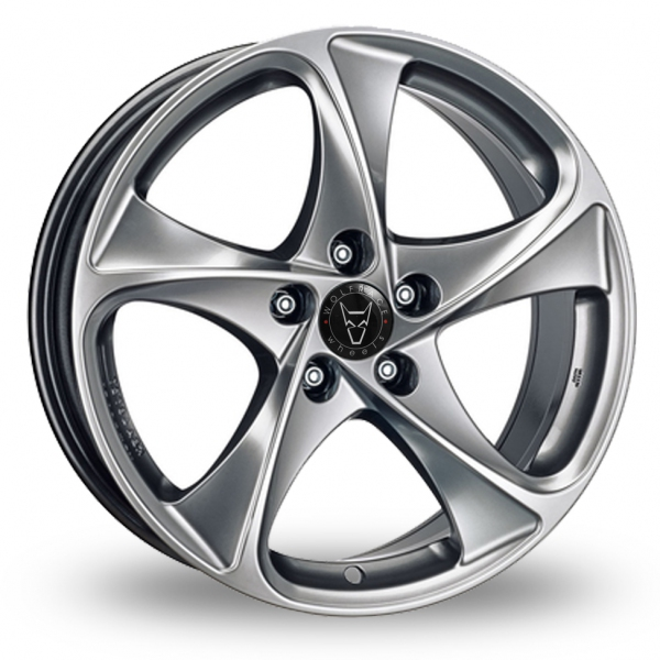 Zoom Wolfrace Catania Shadow_Chrome Alloys