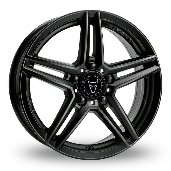 Zoom Wolfrace M10 Black Alloys