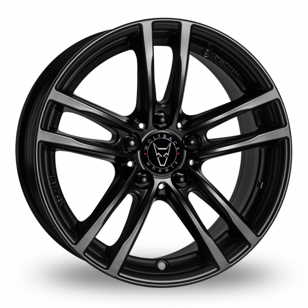 Zoom Wolfrace X10 Black Alloys