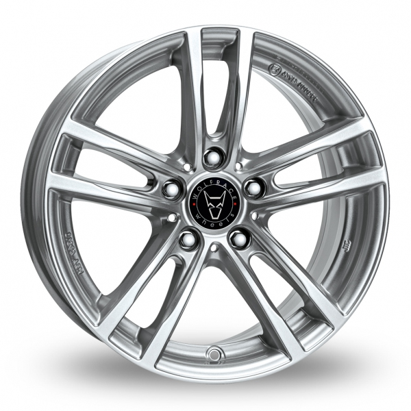 Zoom Wolfrace X10 Silver Alloys