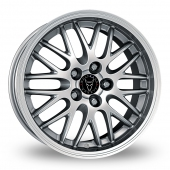 Image for Wolfrace Norano Shadow_Chrome Alloy Wheels